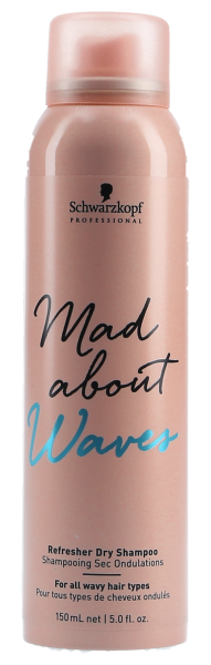 Mad About Waves Ref Dry Shampoo 150ml