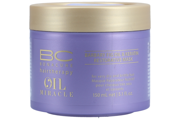 Bc Oil Miracle Barbary Maske 150ml