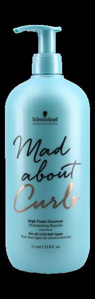 Mad About Curls High Foam Shampoo 1000ml