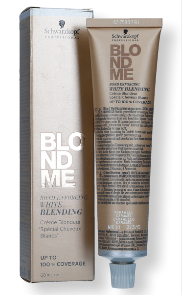 BlondMe White Blend Caramel 60ml