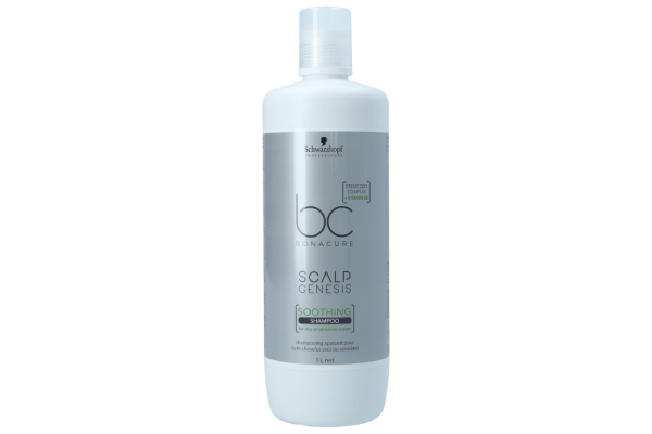 Bc Scalp Genesis Soothing Shampoo 1L