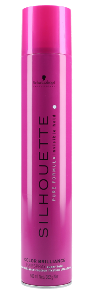 Silhouette Color Brill. Haarspray 500ml